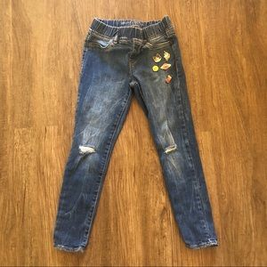 Girls Gap Pin Jeans
